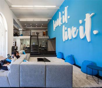 Mẫu thiết kế nội thất Văn phòng Trụ sở Uniplaces