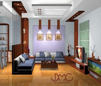 Thiết kế nội thất chung cư 96m2 ở Lò Đúc – Hai Bà Trưng