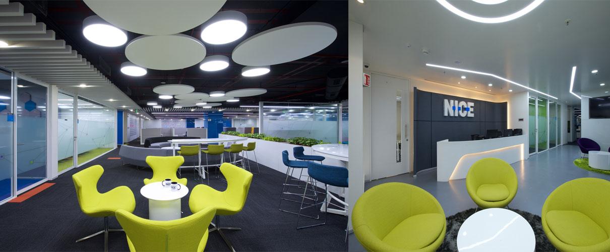 Tư vấn trang trí nội thất văn phòng công ty Nice – Pune