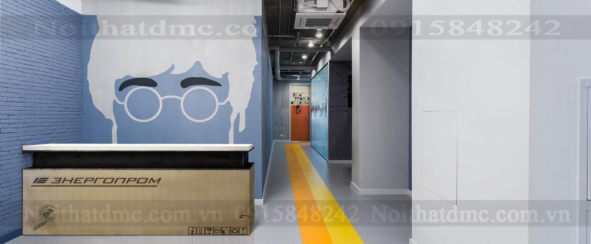 Mẫu thiết kế nội thất Văn phòng Energoprom – Moscow