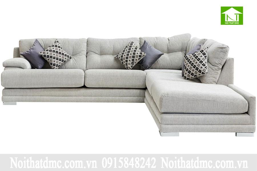 ghế sofa phòng khách vải nỉ nhung BGPK08