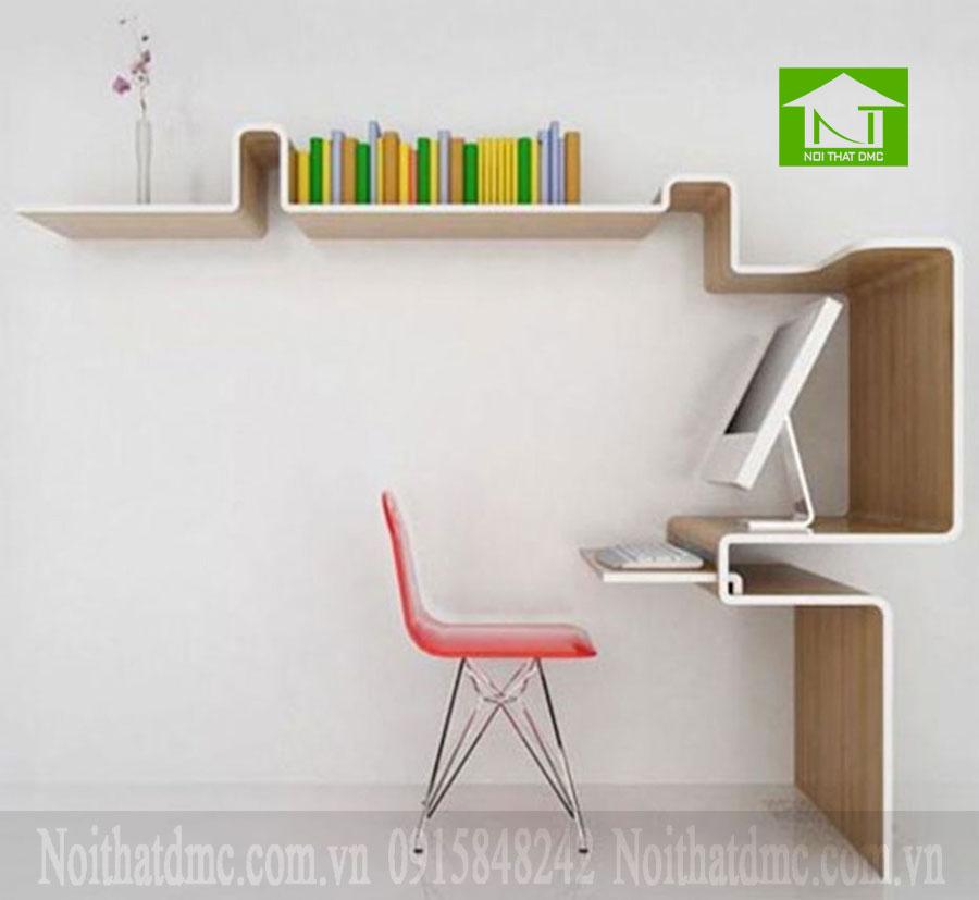 Tư vấn trang trí nội thất văn phòng sử dụng bàn làm việc mát mẻ