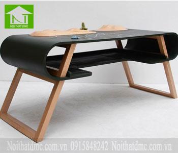 Tư vấn trang trí nội thất văn phòng với bàn làm việc hiện đại