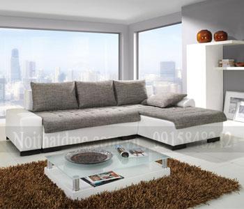 Ghế sofa góc nội thất phòng khách hiện đại BGPKF04