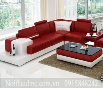 Bộ bàn ghế sofa phòng khách đẹp từ cái nhìn đầu tiên