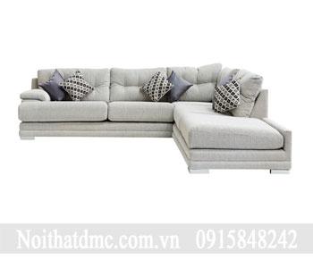 Ghế sofa phòng khách vải nỉ nhung BGPKF08