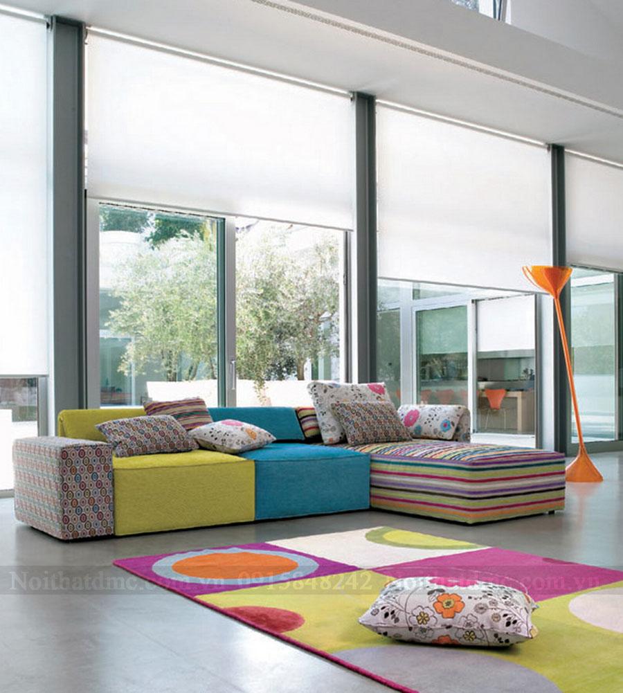 Nới rộng không gian sống trong thiết kế nội thất