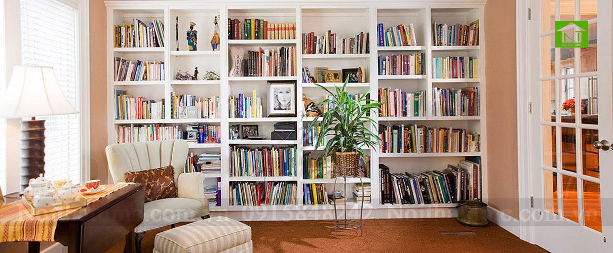 Tư vấn phong thuỷ trong việc sắp xếp phòng đọc sách