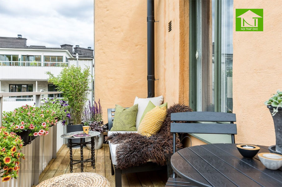 Thiết kế nội thất chung cư diện tích 32m2 tinh tế, sang trọng