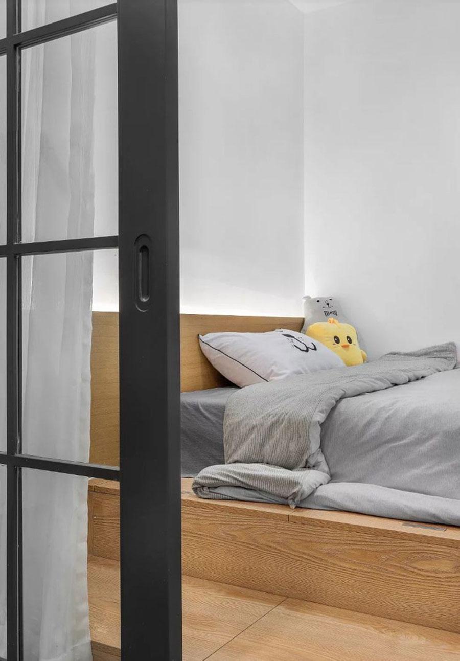 Tư vấn thiết kế nội thất chung cư diện tích 35m2 hiện đại, thông thoáng