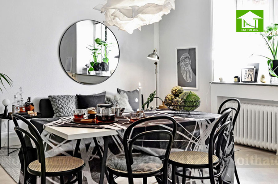 Thiết kế nội thất chung cư diện tích hẹp đẹp từng xăng ti mét