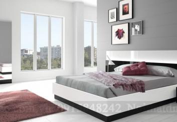 Tư vấn thiết kế nội thất phòng ngủ với sắc trắng nhẹ nhàng, thanh thoát